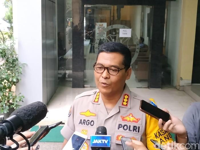 Foto: Kabid Humas Polda Metro Jaya Kombes Argo Yuwono. (Farih-detikcom)