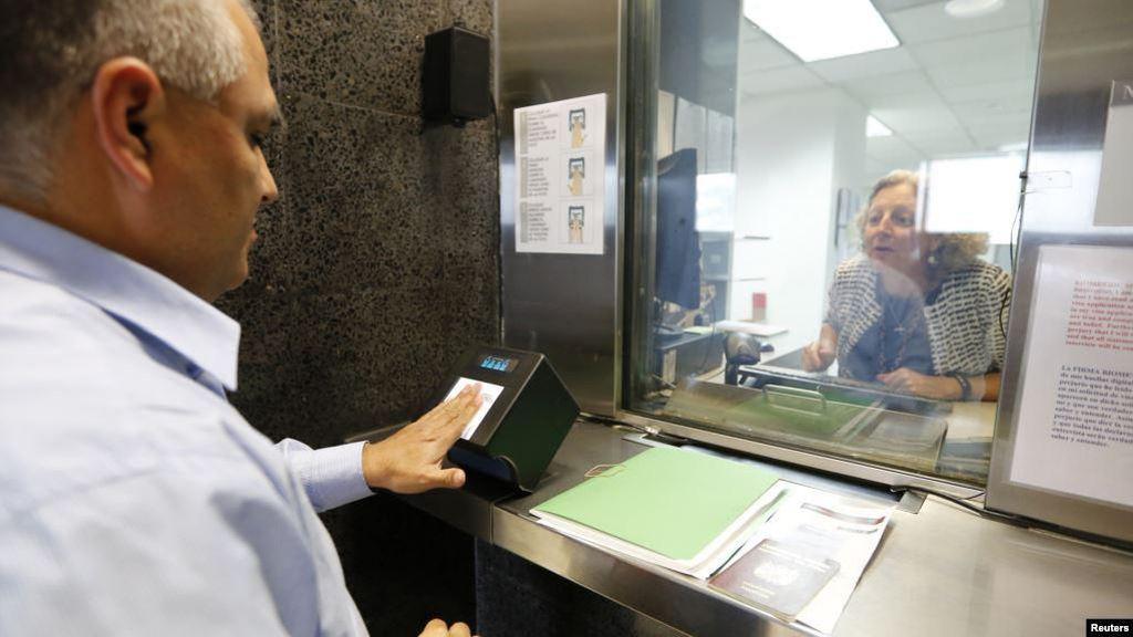 Pemohon Visa AS Wajib Cantumkan Akun Media Sosial