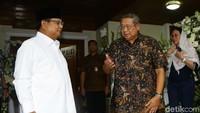 Minta Maaf Prabowo ke SBY: Saya Menunda, Ternyata Terlambat