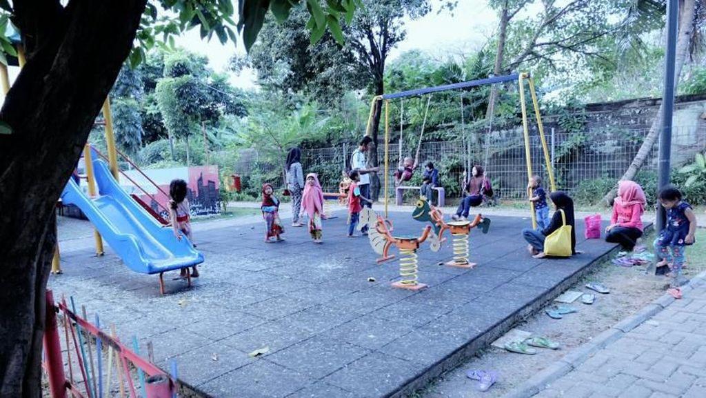 Wisata RPTRA yang Murah Meriah di Jakarta