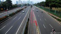 Anies: Jakarta Masih Sepi, Baru 50% Kendaraan yang Kembali dari Mudik