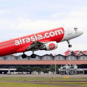 AirAsia Setop Seluruh Penerbangan Indonesia Gara-gara Corona