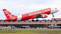 AirAsia Setop Sementara Semua Penerbangan Indonesia
