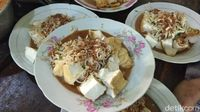 Ini Kupat Tahu Langganan Ani Yudhoyono di Magelang
