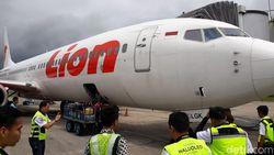 Pesawat Lion Air Ini Kena Inspeksi Dirjen Hubud