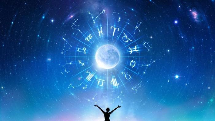 Ilustrasi ramalan zodiak hari ini. Foto: iStock