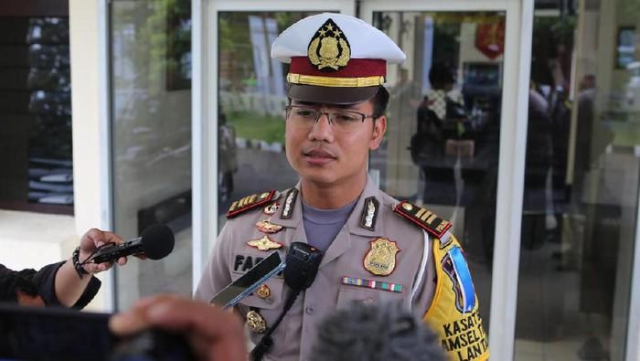 Kasat Lantas Polres Bogor AKP Fadli Amri (Foto: dok. Polres Bogor)