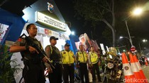 Pasca-Ledakan Bom Bunuh Diri di Sukoharjo, Polisi Perketat Keamanan Surabaya