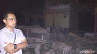 Petasan Karbit Meledak di Blitar, Hancurkan Musala dan Lukai 2 Orang