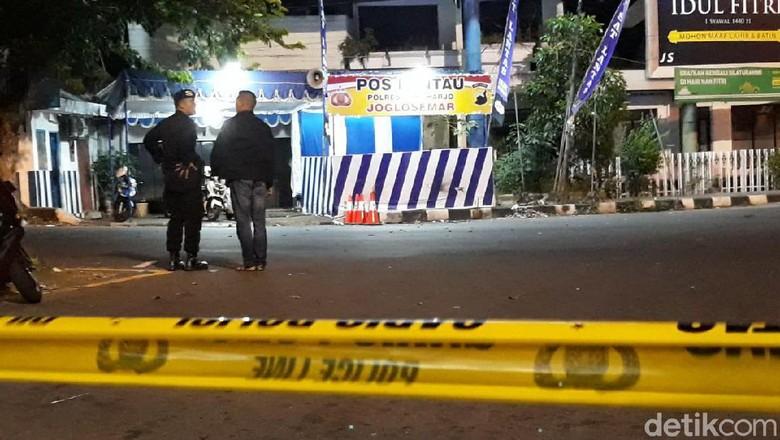 Kronologi Ledakan Bom Bunuh Diri di Pospol Kartasura Sukoharjo