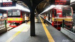 Asyik! Sebentar Lagi KRL Tersambung MRT Jakarta