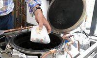Ini 'Heru' Si Cangggih yang Bisa Olah Limbah Makanan Jadi Energi