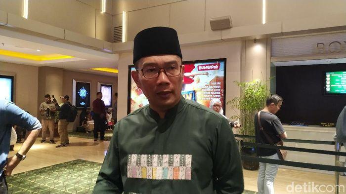 Gubernur Jawa Barat Ridwan Kamil/Foto: Mukhlis Dinillah