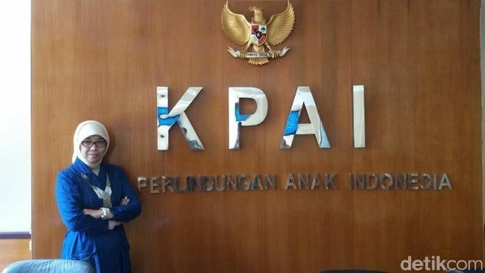 Komisioner KPAI, Sitti Hikmawatty