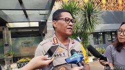 Polisi: Peserta Aksi yang Dilarikan ke RS Makan Makanan yang Dibawa Sendiri