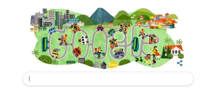 Foto: Google Doodle