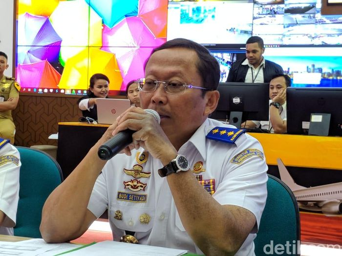 Foto: Direktur Jenderal Perhubungan Darat Kemenhub, Budi Setiyadi. (Jefrie-detikcom)