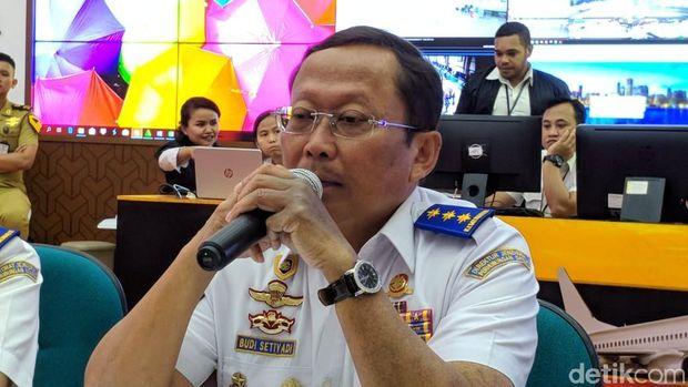 Direktur Jenderal Perhubungan Darat Kemenhub, Budi Setiyadi