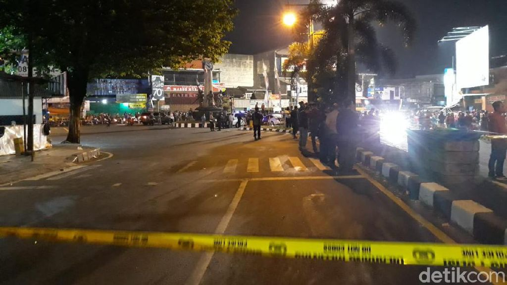 Kapolda: 7 Polisi di Pospol Kartasura Selamat dari Ledakan