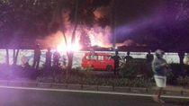 Rumah Tinggal di Jaktim Kebakaran, 10 Unit Damkar Dikerahkan