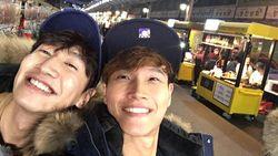 Member Running Man Doakan Kesembuhan Lee Kwang Soo