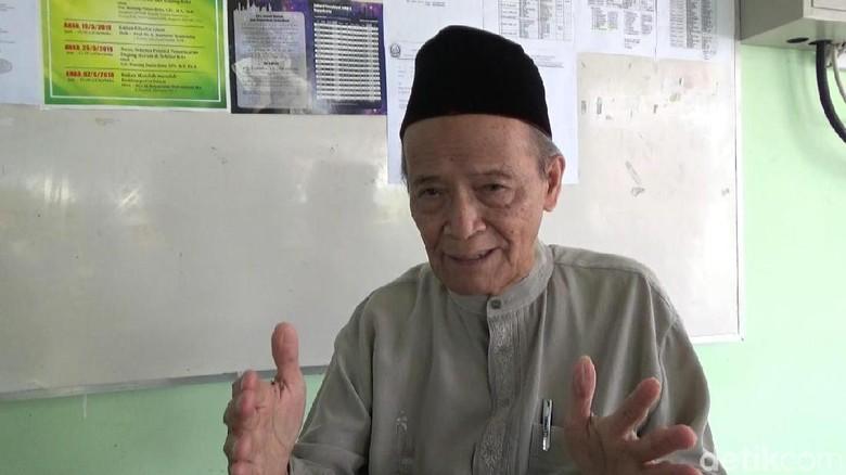 Buya Syafii: Islam Lahir untuk Bangun Peradaban bukan Kebiadaban