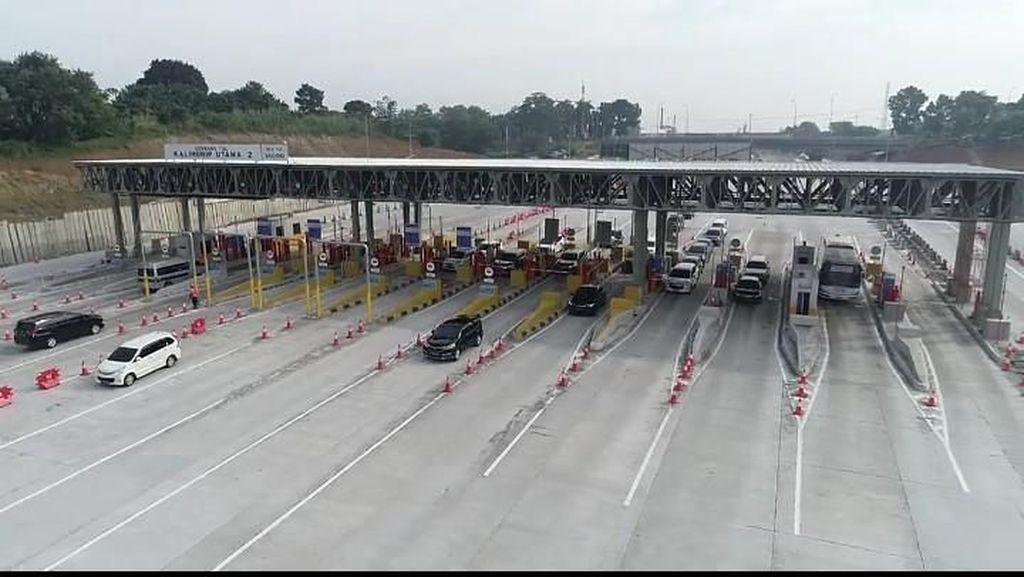 Lebih dari 1 Juta Kendaraan Pemudik Tinggalkan Jakarta Lewat Tol