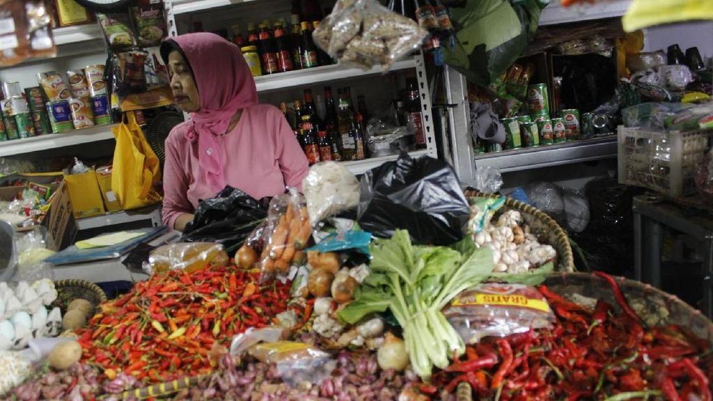 Harga Cabai Merah Makin Pedas Tembus Rp 100.000/Kg