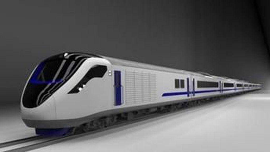 RI-Jepang Teken Kerja Sama Proyek Kereta Kencang JKT-SBY Pekan Depan