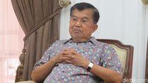 Tak Sempat Hadir di Pemakaman Ani Yudhoyono, JK akan Temui SBY