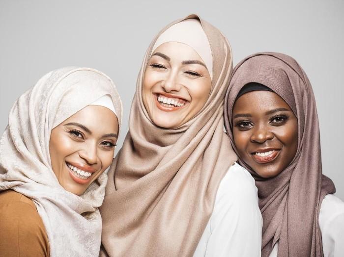 Tips Makeup Simple untuk Lebaran 2019 (Foto: iStock)