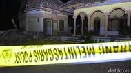 Ini Penyebab Ledakan Besar yang Rusak Pondok dan Musala di Blitar
