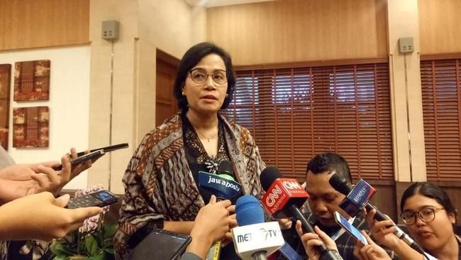 Menteri Keuangan Sri Mulyani Indrawati/Foto: Sylke Febrina Laucereno