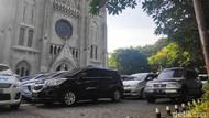 Gereja Katedral Siapkan Parkiran Jemaah Salat Id di Istiqlal: Ini Persaudaraan