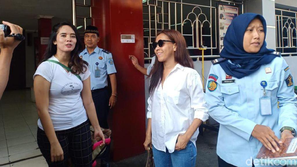 Dua Mucikari Vanessa Angel Bebas Tepat di Hari Raya Idul Fitri