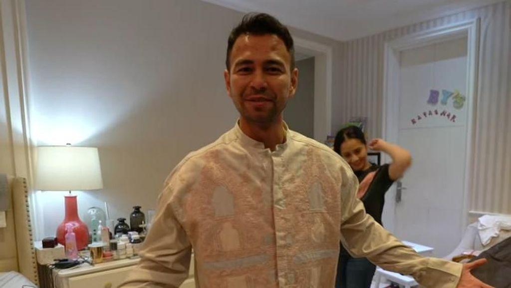 Bikin Iri! Cuti Sekalipun, Raffi Ahmad Tetap Di-endorse Keliling Dunia