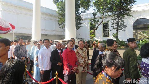 Open House Jokowi
