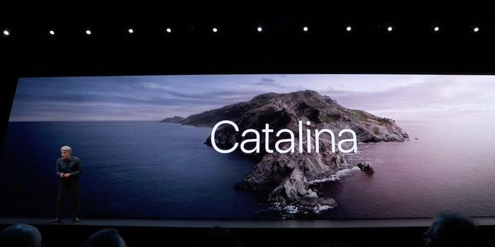 MacOS Catalina. Foto: istimewa