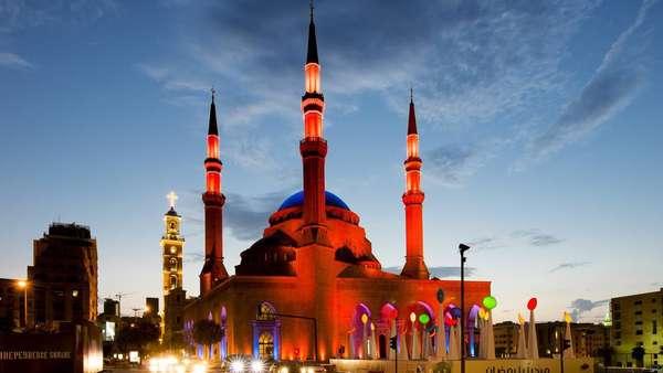 Tradisi Azan Magrib Dua Kali di Lebanon