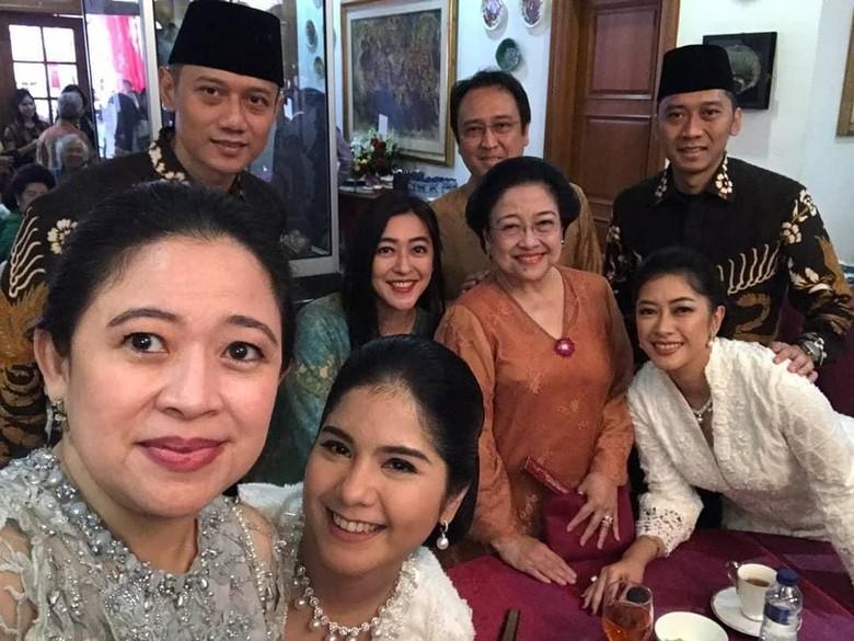 Demokrat: Silaturahmi AHY ke Megawati Tampilkan Harapan Masa Depan