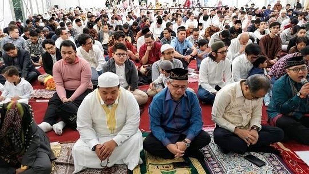 Nuansa Jawa Barat Meriahkan Perayaan Lebaran di London
