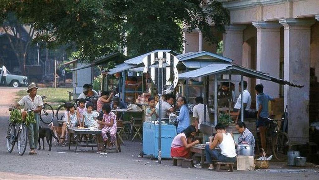 Bikin Kaget, Potret Singapura Kala Masih Melarat
