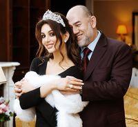 Miss Moscow Oksana dan Sultan Kelantan