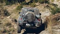 Medan ekstrem pengujian Defender. Foto: Dok. Land Rover