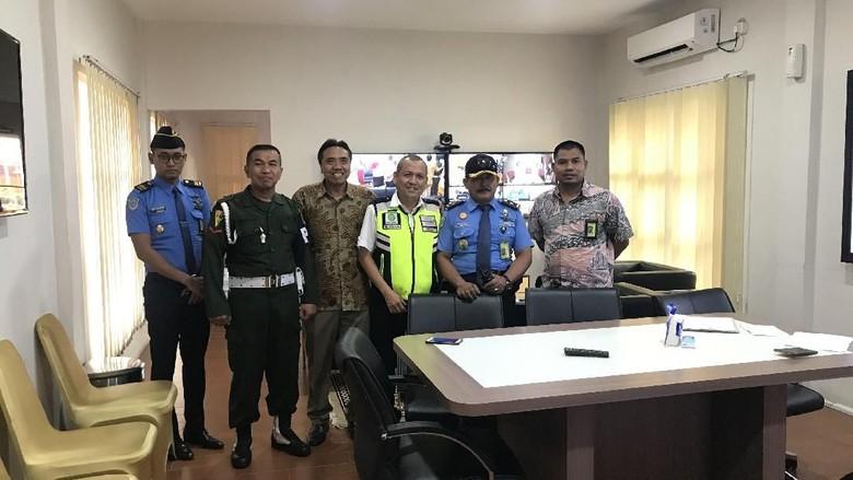 Lebaran, 5.000 Personel TNI-Polri Siap Amankan Bandara AP II