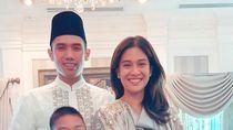 Foto: Intip Seragam Stylish Keluarga Artis di Lebaran 2019