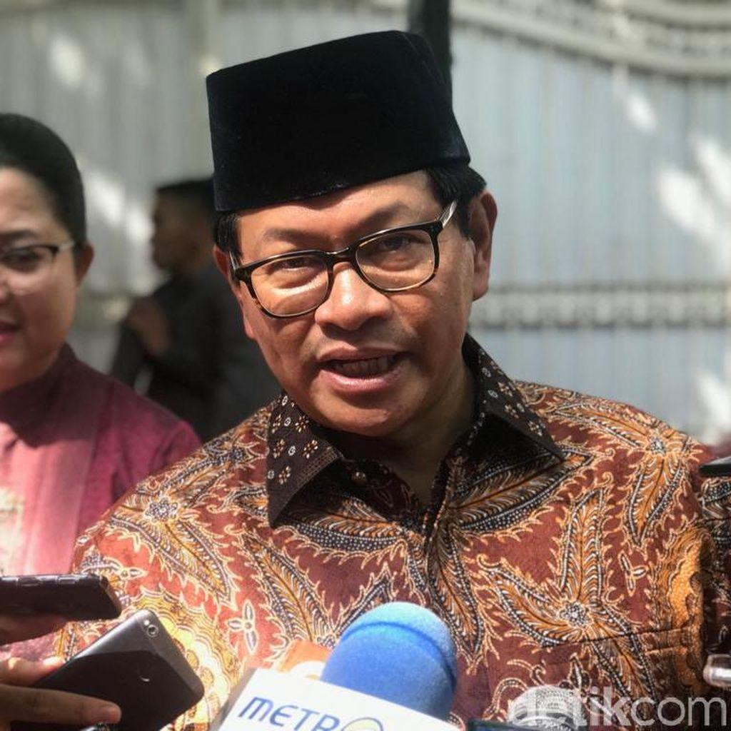 Pramono: Megawati Tetap Ketum, Ada Wacana Tunjuk Ketua Harian PDIP