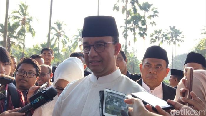 Anies Baswedan (Farih Maulana/detikcom)