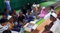 Lebaran di Kamp Pengungsi Gempa Palu yang Sunyi Tanpa Kembang Api