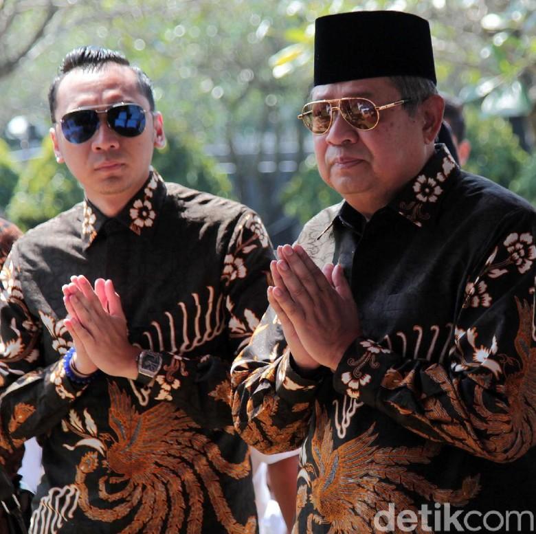 Ibas Banggakan Kinerja SBY, Minta Caleg Terpilih Demokrat Jadikan Contoh
